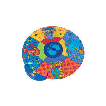 Jolly Jumper Musical Play Mat