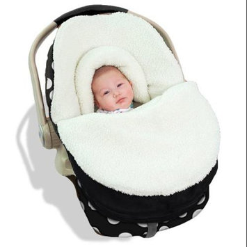Jolly Jumper Cuddle Bag with Head Hugger - Black
