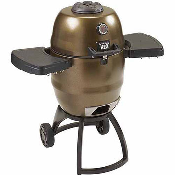 Broil King Black Steel Keg Charcoal Barbecue Grill