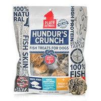 Plato Hunders Crunch Jerky Roll Fish Dog Treats