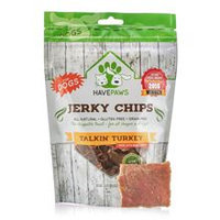 HavePaws Turkey Jerky Chips - 4 oz