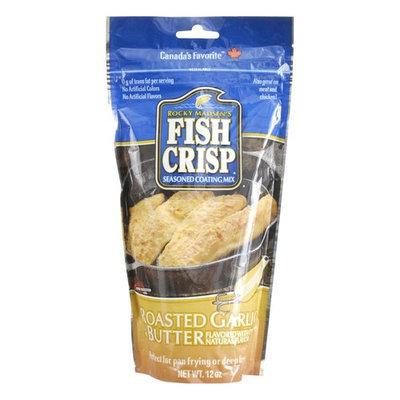 McCormick Fish Crisp Roasted Garlic Seasoned Coating Mix 047327 MCCORMICK