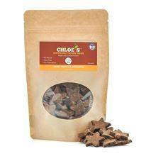 Chloe's Treats Chloe's Sustainable Protein Treats - Sweet Potato & Cinnamon Treats - 4 oz