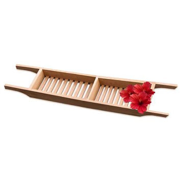 Taymor Teak Bathtub Caddy (Brown) - Standard