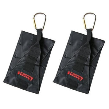 Grizzly Fitness 8671-04 Deluxe Hanging Ab Straps