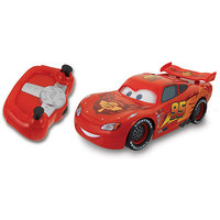 Thinkway Disney Pixar Cars Full Function Radio Control Lightning McQueen