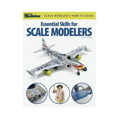 Kalmbach Publishing Company 12446 Essential Skills for Scale Modelers KALZ2446 KALMBACH PUBLISHING CO.