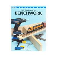 Kalmbach Publishing Company 12469 Basic Model Railroad Benchwork 2nd Edition KALZ2469 KALMBACH PUBLISHING CO.