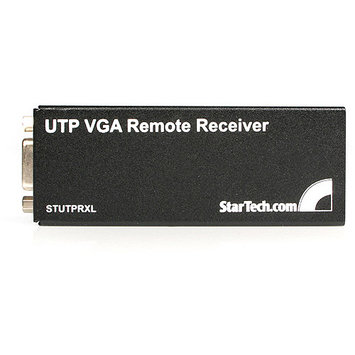 StarTech VGA over Cat 5 Extender Remote Receiver (UTPE Series)