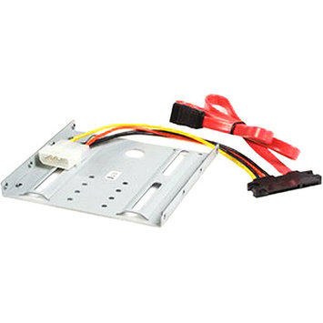 StarTech.com 2.5in Hard Drive to 3.5in Drive Bay