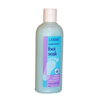 Lander Peppermint Foot Soak Case Pack 24