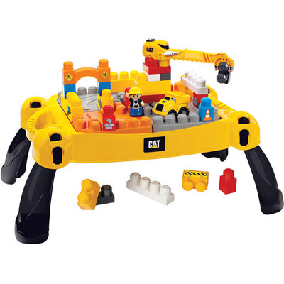 Mega Bloks CAT Ultimate Construction Site (7860)