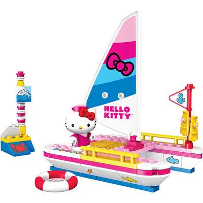 Rgc Redmond Mega Bloks - Hello Kitty - Sailboat (10955)