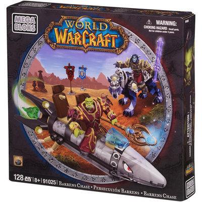 Rgc Redmond Mega Bloks World of Warcraft Barren Lands Chase