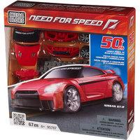 Mega Brands Mega Bloks Need For Speed Nissan Gt-R - 95787