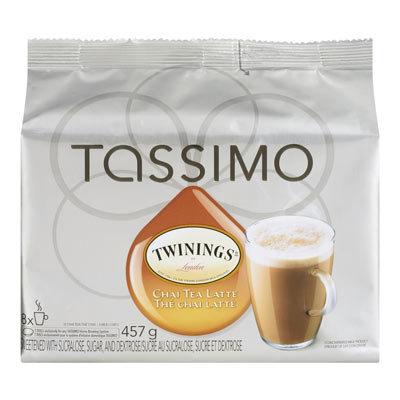 TWININGS® OF London TASSIMO Chai Tea Latte