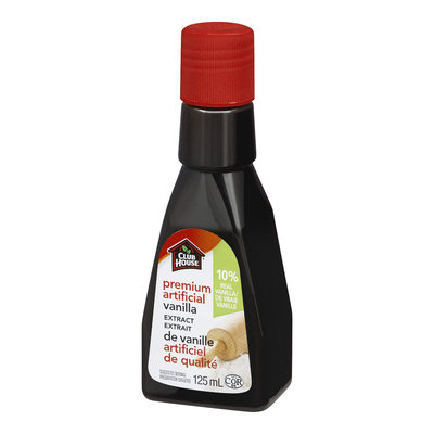 Club House Premium Artificial Vanilla Extract