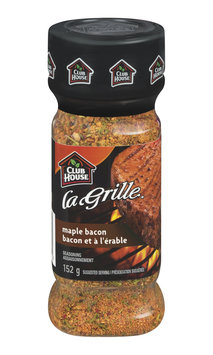 Club House Maple Bacon Seasoning