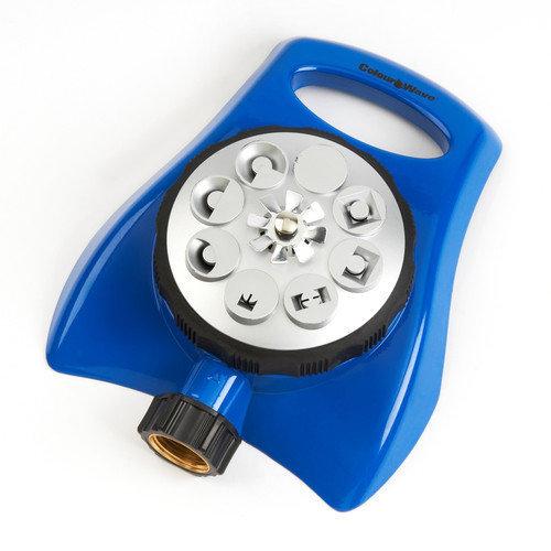 ColourWave Pop Up Sprinkler Blue