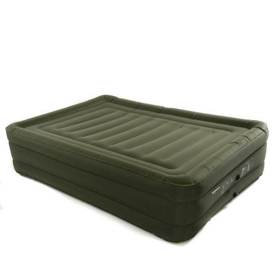 Smart Air Beds BD-3324FCB Ultra Tough Raised Air Bed with Rechargeable Pump