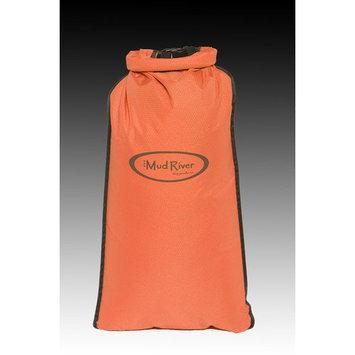 Mud River Dog Products The Hoss Dog Food Travel Bag in Orange