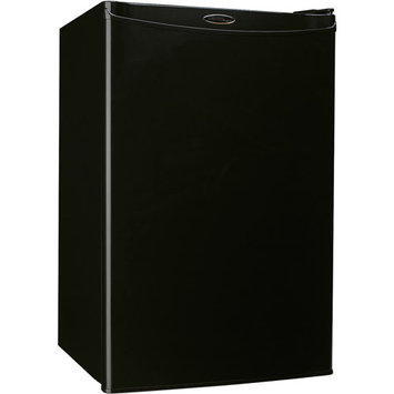 Danby 4.3 Cu Ft Black Compact Refrigerator - DCR122BLDD