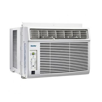 Danby 5,200 BTU Compact Window Air Conditioner with Digital Temperature Control & Remote