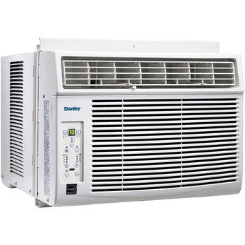 Danby Hardware 6,000 BTU Window Air Conditioner with Remote Grey DAC060EB2GDB