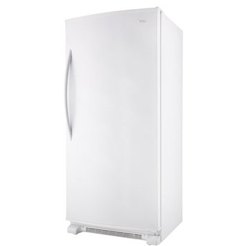 Danby Refrigerator 25 in. W 17.78 cu. ft. Freezerless Refrigerator in White, Counter Depth DFF177A1WDD
