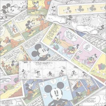 Sandy Lion Sandylion RMDSCB-62 Disney Paper 12 in. X12 in. -Comic Strip - 25 Sheets