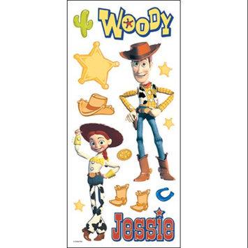 Sandylion Trends International 320444 Woody & Jessie Stickers Packaged