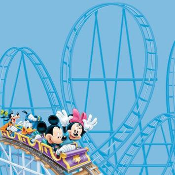 Sandy Lion Sandylion RMDSCB-116 Disney Paper 12 in. X12 in. -Amusement Park Roller Coaster - 25 Sheets