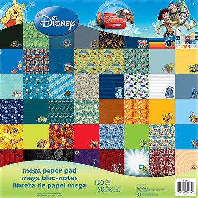 Sandylion NOTM300728 - Disney Mega Paper Pad