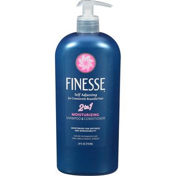 Finesse 2 In 1 Moisturizing Shampoo & Conditioner