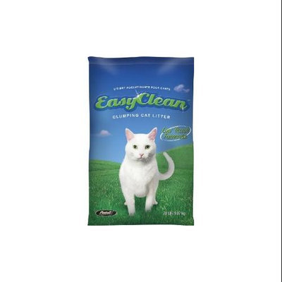 Pestell Easy Clean Clumping Cat Litter Low Track - 20 lb.