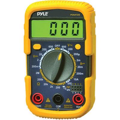 Pyle Audio Sound Around-Pyle PDMT28 Digital Multimeter