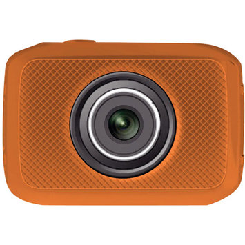 Pyle Pschd30or Digital Camcorder - 2 - Touchscreen Lcd - Cmos - Hd - Orange - 169 - 5 Megapixel Image - Avi - 4x Digital Zoom - Hd - Microphone - USB - Microsd Card - Memory Card (pschd30or)