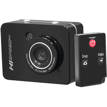Pyle-Sport Pschd60bk 12.0 Megapixel 1080P Action Camera With 2.4