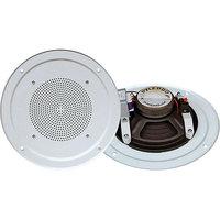 Pyle 6.5in Full Range Speaker System PDICS64