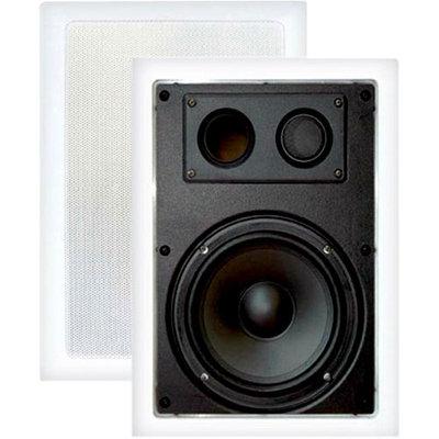 Pyle 8in 2-Way In-Wall Speaker/Tweeter PDIW87