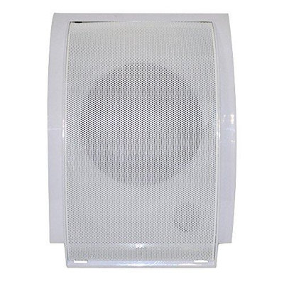 PyleHome PDWT5 5.25 in. Indoor Surface Mount PA Wall Speaker with 70V Transformer
