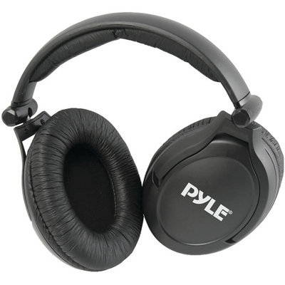 PyleHome PHPNC45 High-Fidelity Noise-Canceling Headphones with Carrying Case