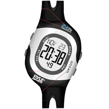 Pyle 2.4GHz Ladies Heart Rate Sports Watch PSWHRL34