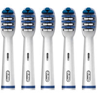 Oral-B EB30-5 Replacement Brush Head - Removes Up-to 4X More Plaque - 5 Pack