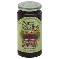 Sorrell Ridge Raspberry Seedless 10-Ounce -Pack of 12