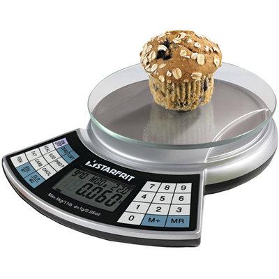 Starfrit Usa Inc Starfrit 93428 006 0000 11lb-capacity Nutritional Scale