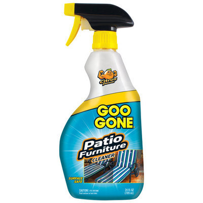 Goo Gone Patio Furniture Cleaner T080 by Homax
