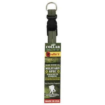 Westminster Pet 81014-2 Military Spec Adjustable Collar 10 - 16in Green