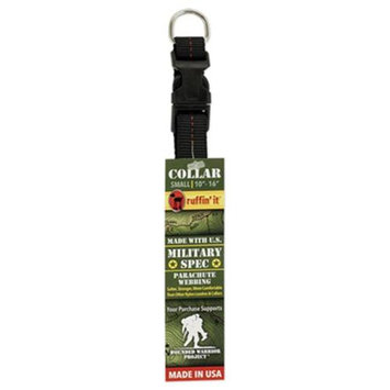 Westminster Pet 81014-3 Military Spec Adjustable Collar 10 - 16in Black