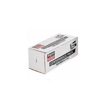 Covalence Plastics #LSCP2325LB 500CT 10 gal Black Liner